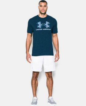 Men's UA Blow Out Logo T-Shirt  2 Colors $17.99