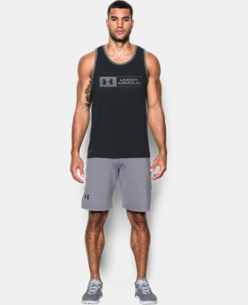 Men's UA Left Lockup Tank  2 Colors $24.99