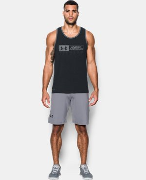 New Arrival  Men's UA Left Lockup Tank   1 Color $29.99