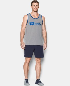 Men's UA Left Lockup Tank  1 Color $17.99
