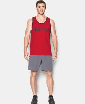 Men's UA Left Lockup Tank  1 Color $24.99