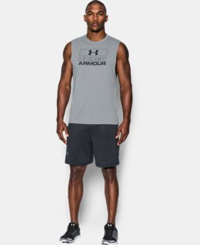 Men's UA Muscle Tank  1 Color $23.99