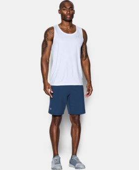 Men's UA CoolSwitch Run Singlet  1 Color $26.99 to $33.99