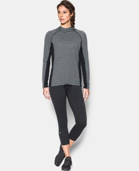 New Arrival  Women's UA Threadborne Train Twist Hoodie  2 Colors $59.99
