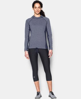 Women's UA Threadborne Train Twist Hoodie  1 Color $27.99