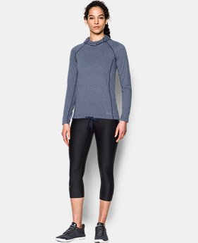 Women's UA Threadborne Train Twist Hoodie  1 Color $49.99