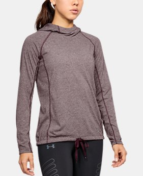 Women's UA Threadborne Train Twist Hoodie  1 Color $37.49