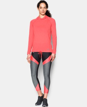 Women's UA Threadborne Train Twist Hoodie  4 Colors $59.99