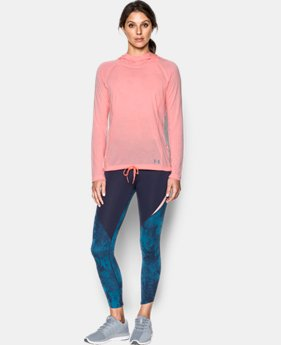 Women's UA Threadborne Train Twist Hoodie  1 Color $59.99