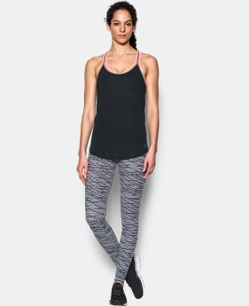 New Arrival  Women's UA Threadborne Train Strappy Tank  6 Colors $39.99
