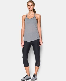 New Arrival Women's UA Threadborne Train Strappy Tank   $29.99