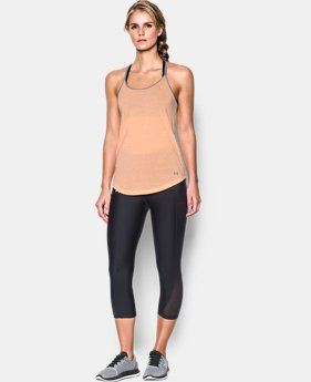 Women's UA Threadborne Train Strappy Tank  1 Color $16.99 to $22.99