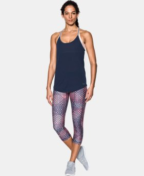 Women's UA Threadborne Train Strappy Tank  1 Color $15.74 to $17.24