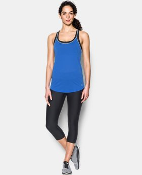 Women's UA Threadborne Siro Strappy Tank  1 Color $39.99