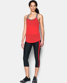 Women's UA Threadborne Train Strappy Tank  1 Color $19.99 to $22.99