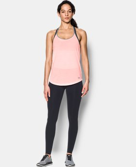 Women's UA Threadborne Siro Strappy Tank  2 Colors $39.99