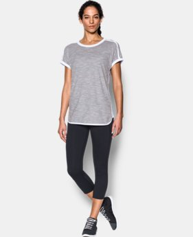 New Arrival  Women's UA Favorite Mesh T-Shirt  3 Colors $39.99