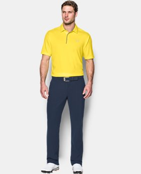 Men's UA Tech Polo  1 Color $27.99