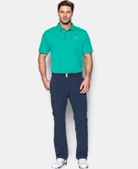 Men's UA Tech Polo  1 Color $29.99