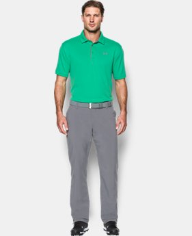 Best Seller Men's UA Tech Polo  3 Colors $39.99