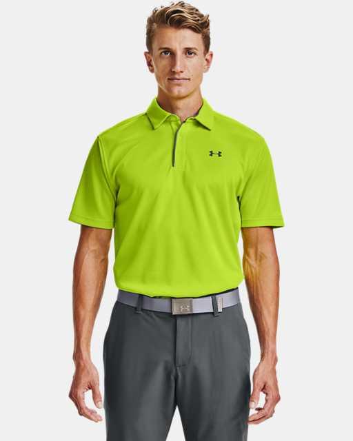 Medicinal Molestia Escrutinio  Men's Golf Polo Shirts, Shorts & Gear | Under Armour