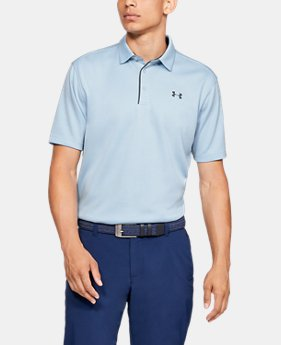 bdf1df934 New to Outlet Men's UA Tech Polo 3 Colors Available $31.99