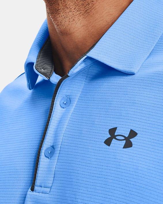 Polo UA Tech™ da uomo, Blue, pdpMainDesktop image number 5