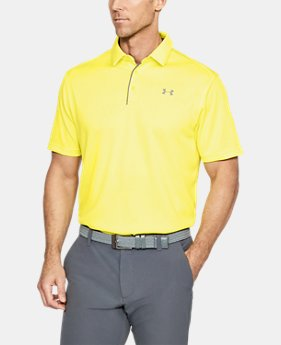 Best Seller Men's UA Tech Polo   $39.99