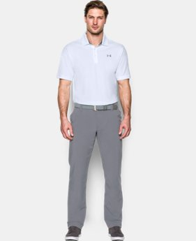 Men's UA Performance Cotton Polo  1 Color $74.99