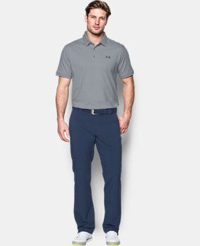 Men's UA Performance Cotton Polo  1 Color $64.99