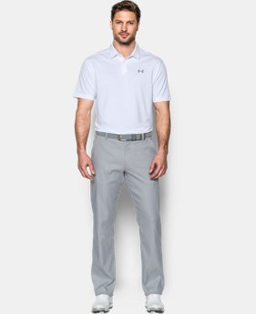 Men's UA CoolSwitch Microthread Polo  4 Colors $79.99