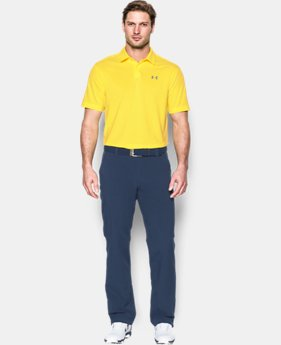 Men's UA CoolSwitch Microthread Polo  1 Color $44.99