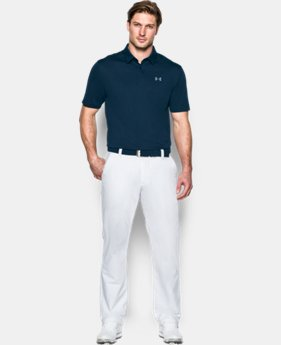 Men's UA CoolSwitch Microthread Polo  1 Color $69.99