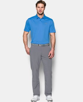 Men's UA CoolSwitch Microthread Polo  1 Color $36.74