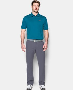 Men's UA CoolSwitch Microthread Polo  1 Color $55.99
