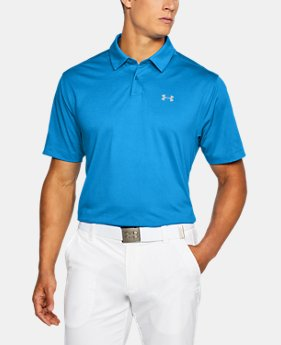 Men's UA CoolSwitch Microthread Polo  5 Colors $52.49 to $52.99