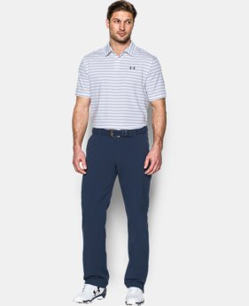 New Arrival  Men's UA CoolSwitch Putting Stripe Polo   $84.99