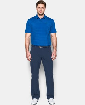 New Arrival Men's UA CoolSwitch Putting Stripe Polo  1 Color $74.99