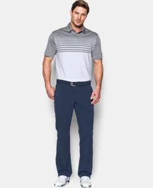 New Arrival  Men's UA CoolSwitch Upright Polo  4 Colors $89.99
