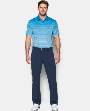 New Arrival Men's UA Trajectory Polo  1 Color $79.99