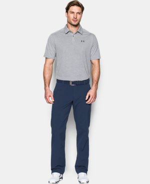 New Arrival  Men's UA Threadborne Polo  4 Colors $89.99