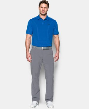 New Arrival Men's UA Threadborne Polo  1 Color $79.99