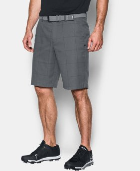 Men's UA Match Play Textured Shorts  1 Color $74.99