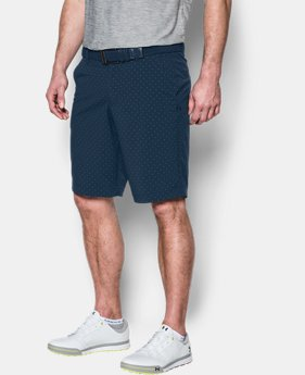 Men's UA Match Play Textured Shorts  3 Colors $56.24