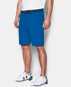 Men's UA Match Play Textured Shorts  1 Color $39.74