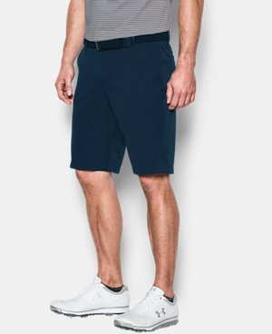 New Arrival Men's UA Match Play Vented Tapered Shorts  3 Colors $69.99