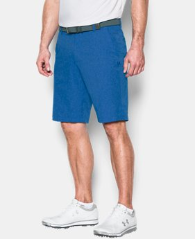 New Arrival Men's UA Match Play Vented Tapered Shorts  1 Color $69.99