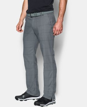 Men's UA Match Play Textured Pants  1 Color $89.99