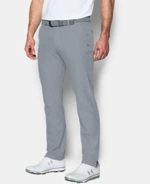 New Arrival  Men's UA Match Play Vented Tapered Pants   $94.99