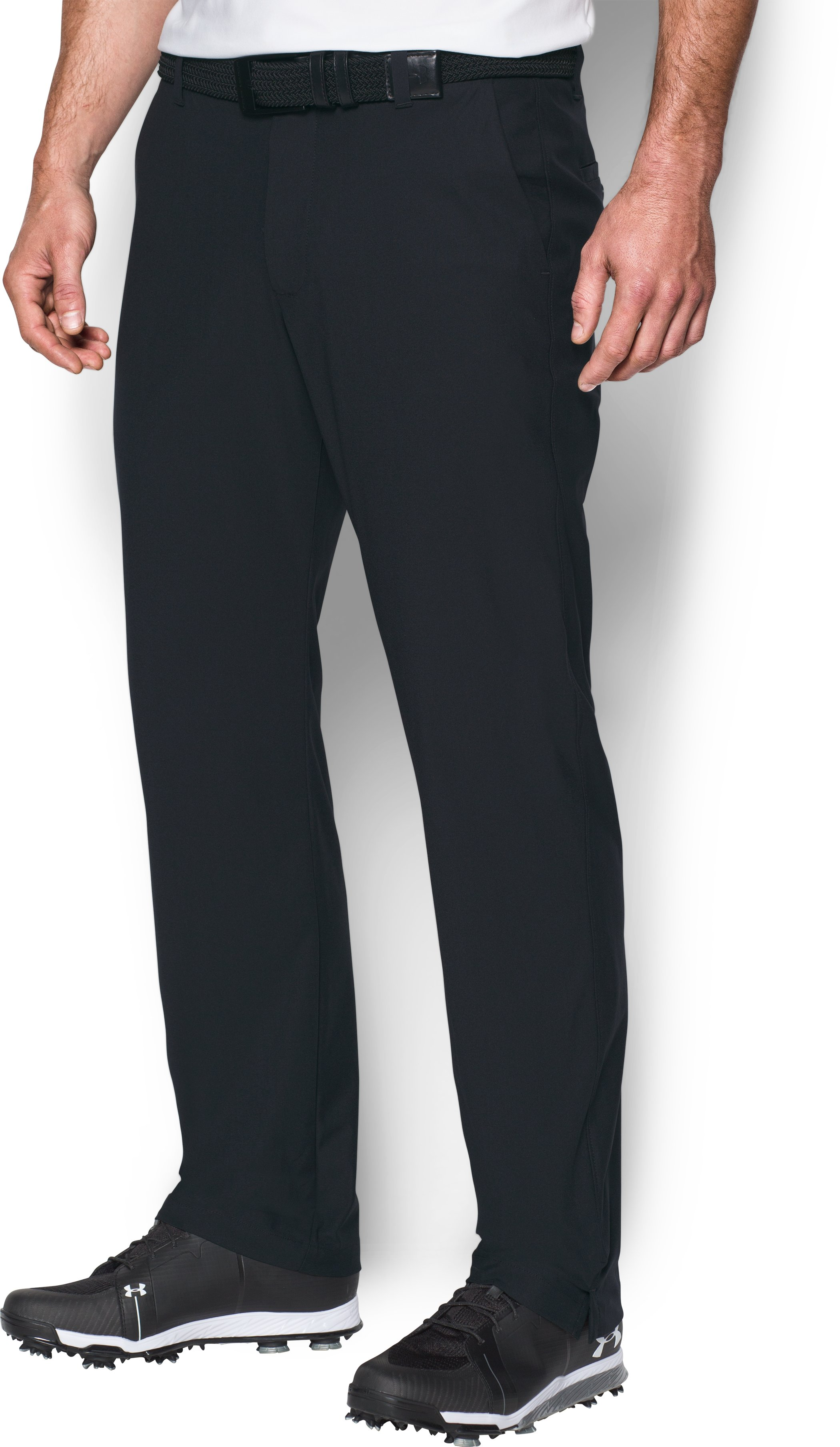 Men's UA Threadborne Tour Pants, Black